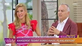 [Video] Kanser Tedavisindeki Son Gelişmeler - Prof Dr Şeref Kömürcü - FOX TV