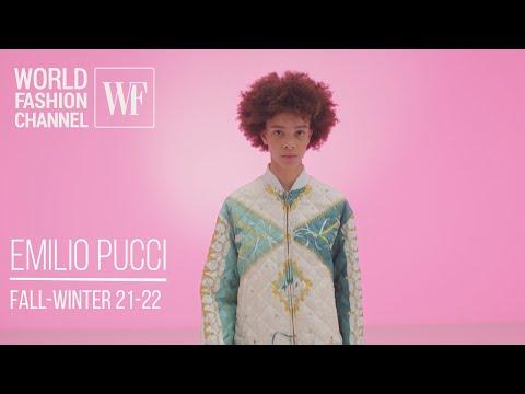 Emilio Pucci fall-winter 21-22 I Milan fashion week