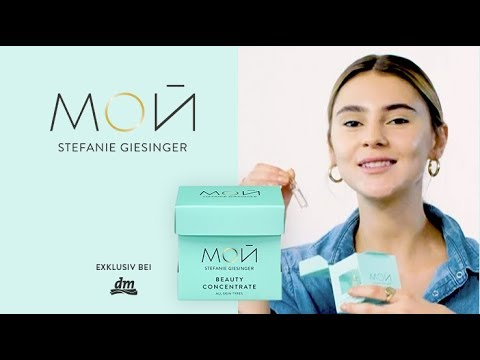 Beauty Concentrate - MOй by Stefanie Giesinger