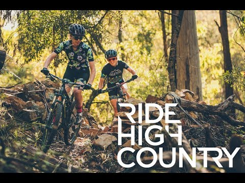 Ride High Country: Yakandandah, Victoria