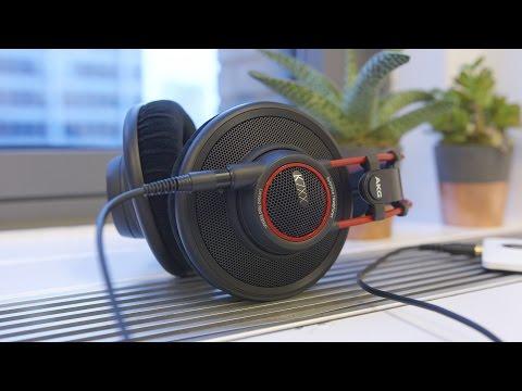 AKG K702 Review: Comfy Headphones! - UCBJycsmduvYEL83R_U4JriQ