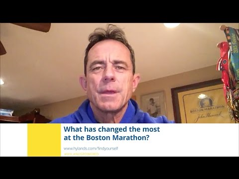Ask Dave McGillivray: What's changed the most at the Boston Marathon?