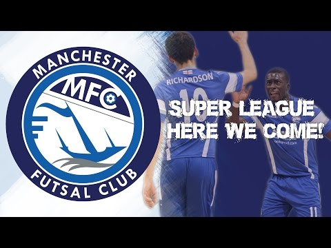 Access All Areas: Simon Wright - Manchester Futsal Club Chairman