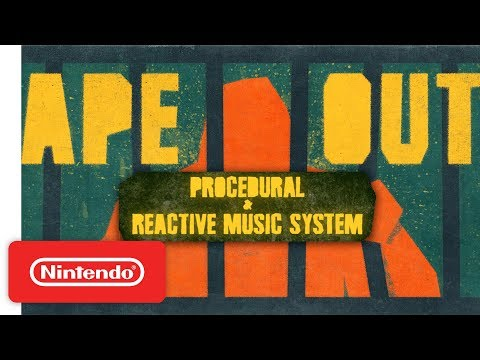 Ape Out - Reactive Music Trailer - Nintendo Switch