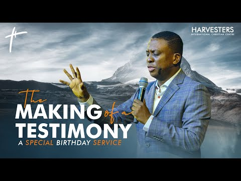 The Making Of a Testimony   Pst Bolaji Idowu  24th March 2021