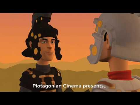 Gladiators On Ice by plotagon.com/jon7741