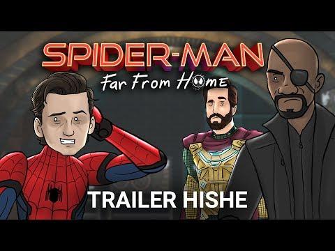 Spider-Man Far From Home Trailer HISHE - UCHCph-_jLba_9atyCZJPLQQ