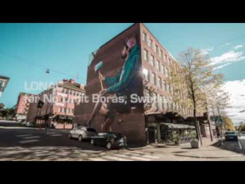 LONAC for No Limit Street Art Borås