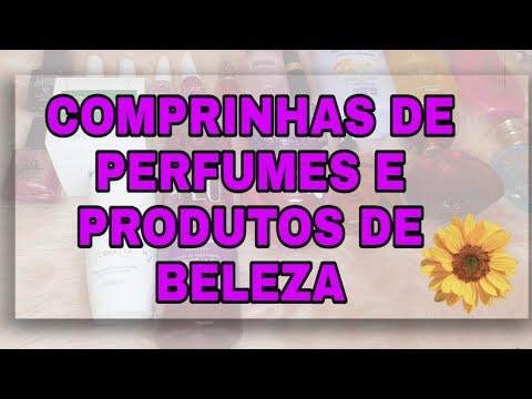 COMPRINHAS DE PERFUMES E PRODUTOS DE BELEZA 💋