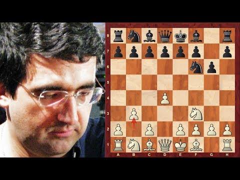 World Chess Candidates 2018:  Vladimir Kramnik vs Alexander Grischuk : 2018:  Rd 1: Indian Game