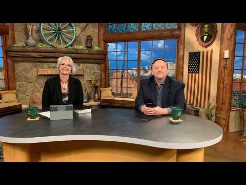 Charis Daily Live Bible Study: Stewarding the Grace of God - Rick McFarland - June 5, 2020