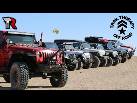 Trail Therapy OffRoad Launch + Basic Recovery Class