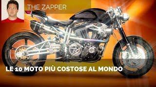 Le 10 MOTO più costose al mondo | The Zapper
