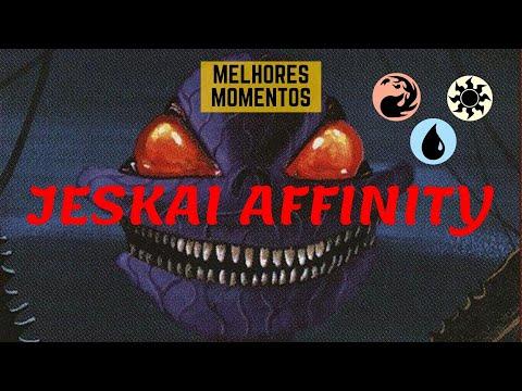 (PAUPER) Jeskay Affinity (Melhores Momentos)