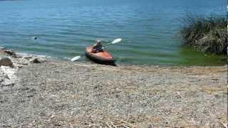 AirKayaks com: Innova Swing PVC-Free Inflatable Kayak