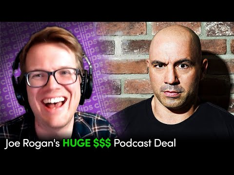 Why Hank Green Is Skeptical Of Joe Rogan's HUGE $$$ Podcast Deal With Spotify