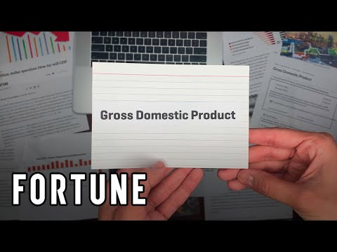 Fortune Explains: GDP