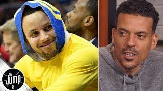 Andre Iguodala says some older NBA players resent Steph Curry | BS or Real Talk | The Jump