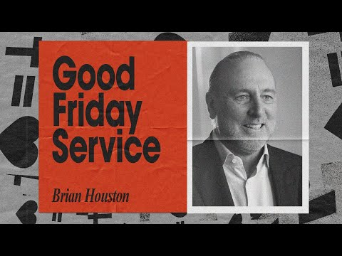 Good Friday Service with Brian Houston  Hillsong Church Online