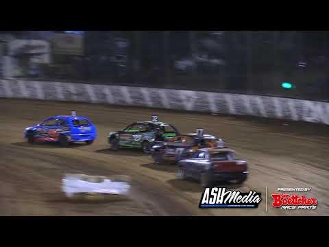 Junior Sedans: Top Stars Allstar Series - A-Main - Kingaroy Speedway - 02.05.2021 - dirt track racing video image