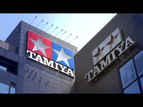 TAMIYA Head Office Japan - visited by Matteomeier - UC73asjLqe86O2rDsW-9LGMQ