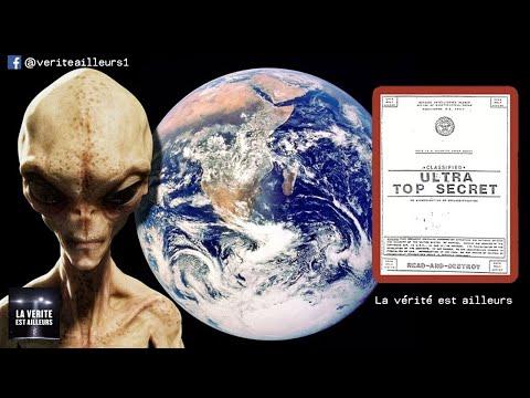 nouvel ordre mondial | ★ Fuite d'un document TOP SECRET : Révélations sur TESLA, les OVNIS et les Extraterrestres