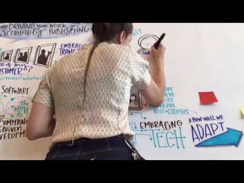 SSP 2016 Graphic Recorder | Sponsored by AllenPress