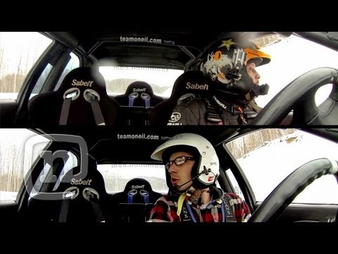Rally Challenge With Ryan Tuerck & Bucky Lasek At Team O'Neil: Tuerck'd Ep. 7 - UCsert8exifX1uUnqaoY3dqA