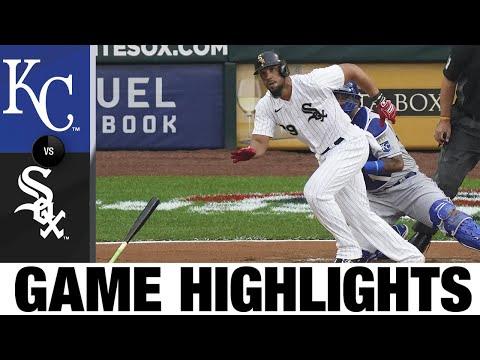 Royals vs. White Sox Game Highlights (4/8/21)   MLB Highlights