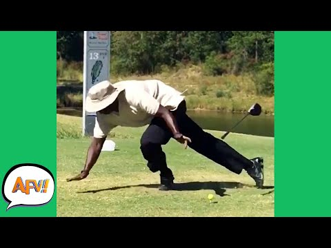Get Ready for GRASS STAINS! 😅😂 | Funny Fails | AFV 2020