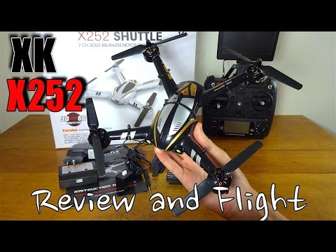 XK X252 Shuttle Review and Flight : Cheap 3D FPV Quadcopter - UC2c9N7iDxa-4D-b9T7avd7g