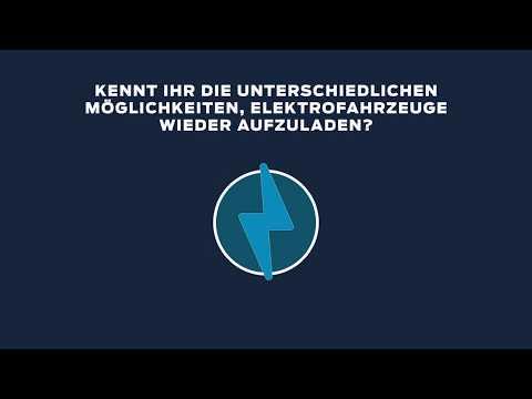 Wie werden Elektrofahrzeuge aufgeladen? | Ford Austria