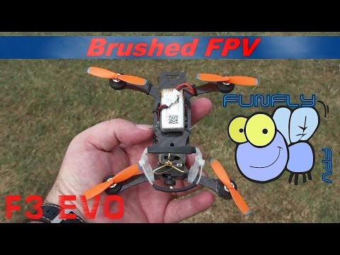 F3 EVO Brushed FPV Racer at the park - UCQ2264LywWCUs_q1Xd7vMLw