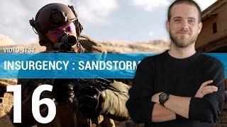 Vidéo-Test : INSURGENCY SANDSTORM : Un FPS à l'immersion impressionnante ! | TEST