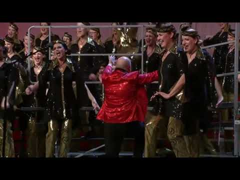 Tribute to Jan Alexandersson from Rönninge Show Chorus | #ronningeshow35yrs