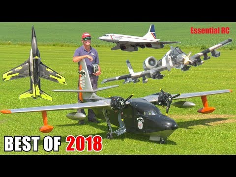 ② BEST OF ESSENTIAL RC 2018 | LARGE SCALE, FAST AND EXPLOSIVE RC ACTION COMPILATION - UChL7uuTTz_qcgDmeVg-dxiQ