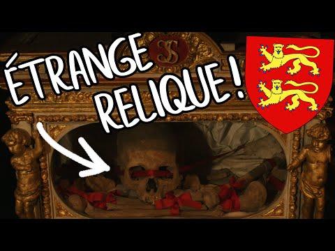 Les MEILLEURES reliques de Normandie !