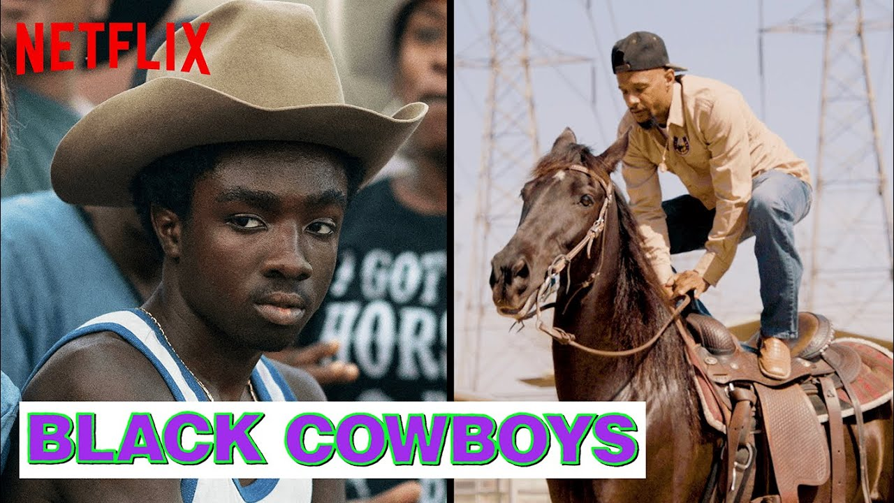 Meet The Black Cowboys Bringing Joy To L.A.'s Streets