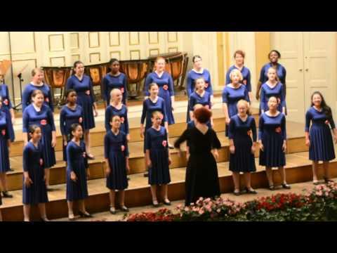 British Columbia Girls Choir - I's the B'y