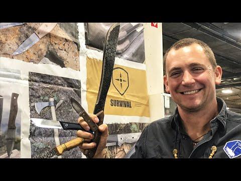 Condor Tool and Knife - NEW KNIVES, Machetes, Axes - Shot Show 2019