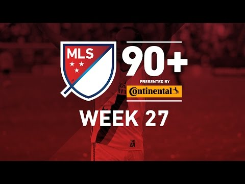 Donovan Returns & 9/11 Tribute in New York | The Best of MLS, Week 27
