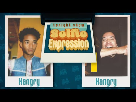 Selfie Expressions with Jaden Smith