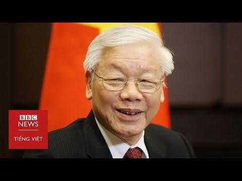 TBT Nguyễn Phú Trọng được Hội nghị TƯ8 giới thiệu bầu vào chức Chủ tịch nước