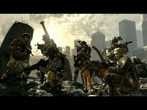 Call of Duty: Ghosts - Squads Trailer - UCKy1dAqELo0zrOtPkf0eTMw