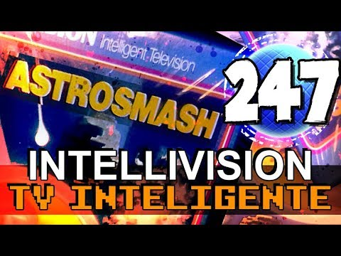 La TV Inteligente - Astrosmash! (1981, Intellivision)