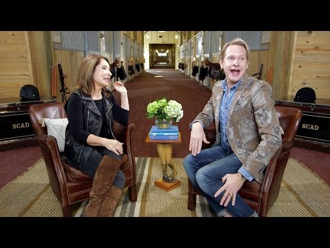 'On Creativity' interview with stylist Carson Kressley