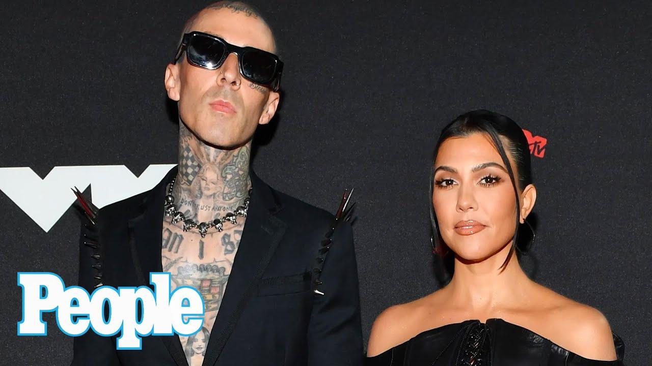 "Kourtney Kardashian Is Engaged to Fiancé Travis Barker: ""Forever"" | PEOPLE"