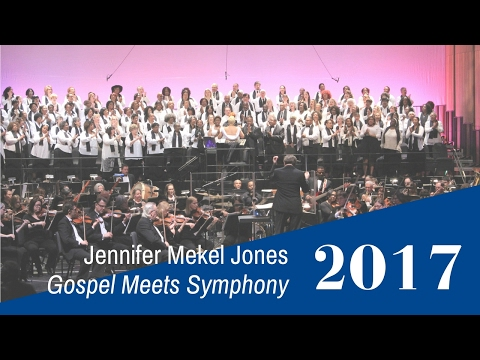 Jennifer Mekel Jones - Gospel Meets Symphony