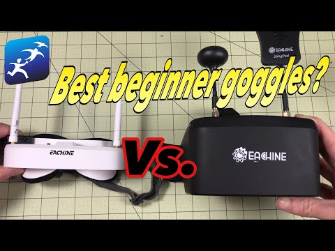 Eachine EV100 vs EV800D Which are the best beginner goggles? - UCzuKp01-3GrlkohHo664aoA