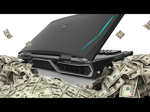 This Insane Gaming Laptop Costs $9000 - Up At Noon